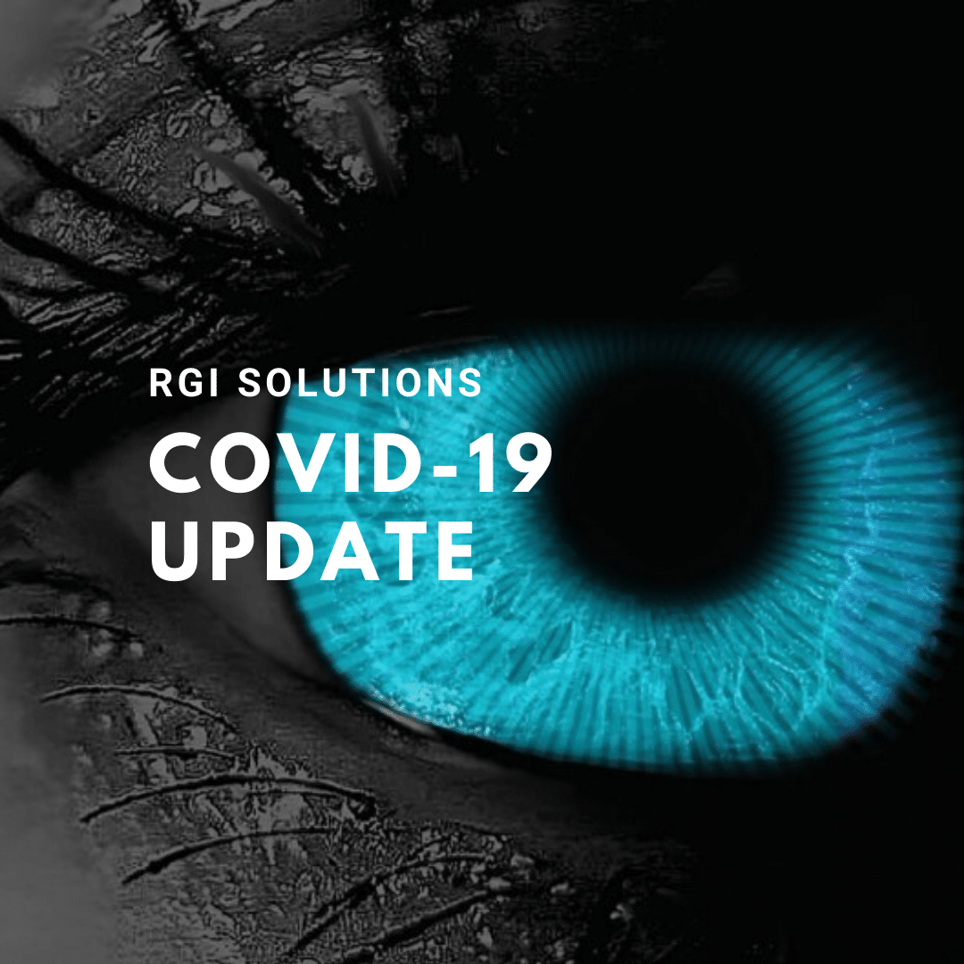 COVID-19 UPDATE FOR OUR CLIENTS